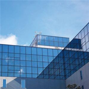 上海玻璃幕墙安装