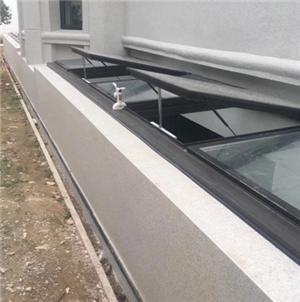上海铝合金天窗安装