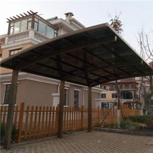 上海钢结构雨棚定做