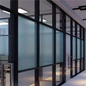 上海铝合金玻璃隔断的保养注意事项