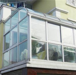上海铝合金阳光房